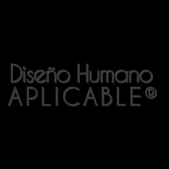 Logo Diseño Humano Aplicable